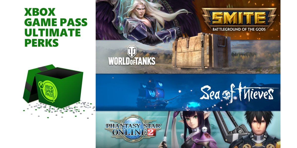 Xbox Game Pass Ultimate Perks