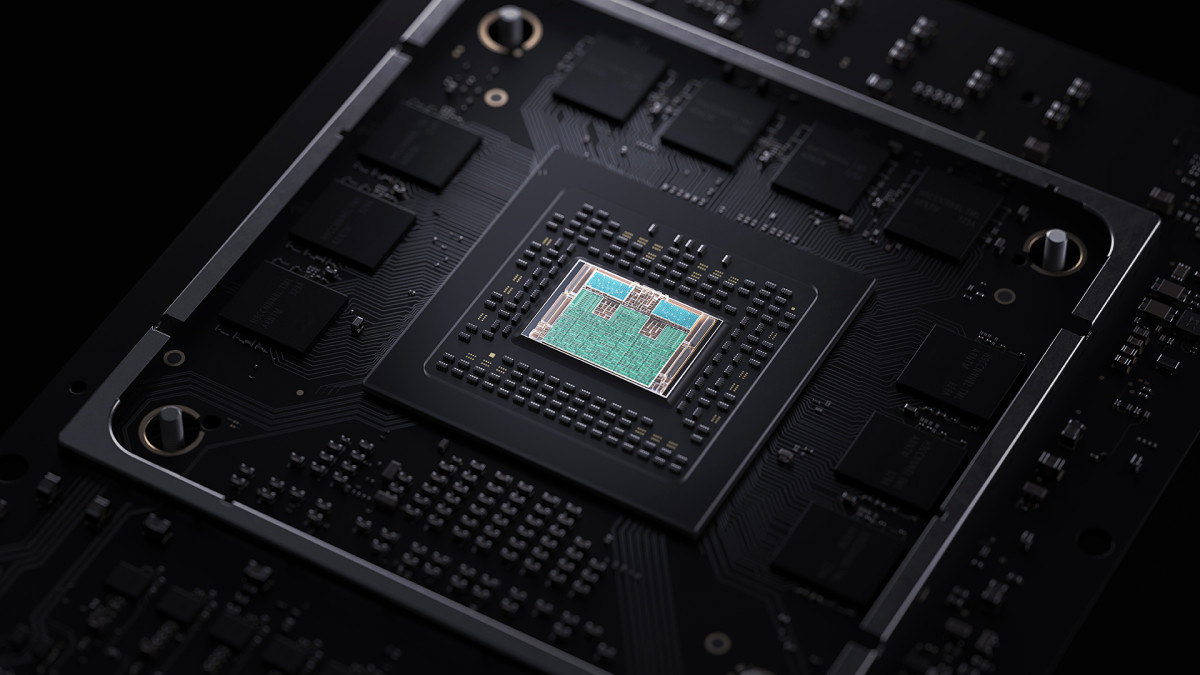Xbox Series X hardware specs detailed