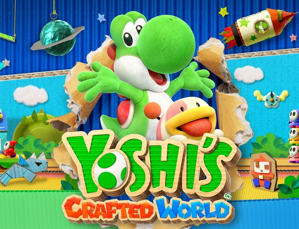 Yoshi's Crafted World - Mario Day Mar10 deals