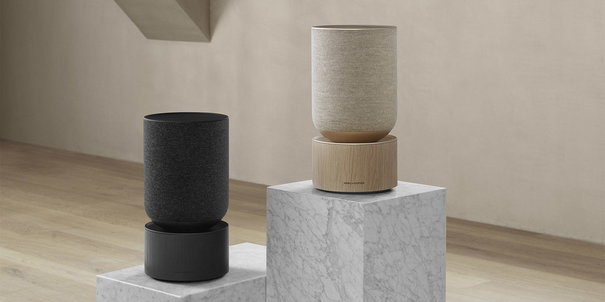 Beosound Balance two colors