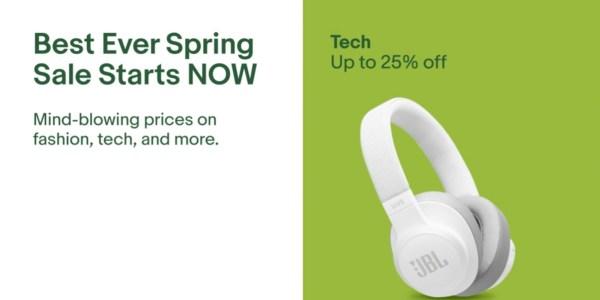 ebay best ever spring sale