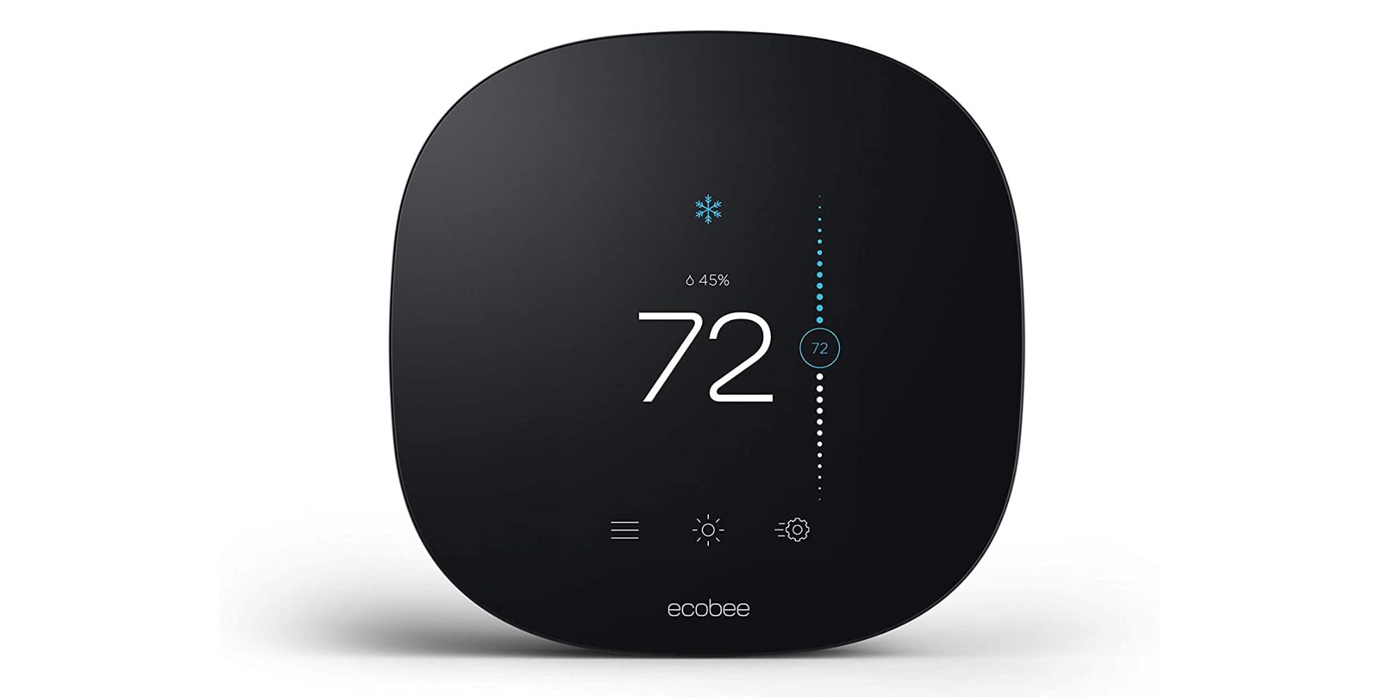 Score An Amazon Low On Ecobee3 Lite Bundled With 2 Sensors