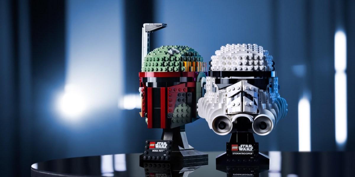 LEGO Star WarsHelmets