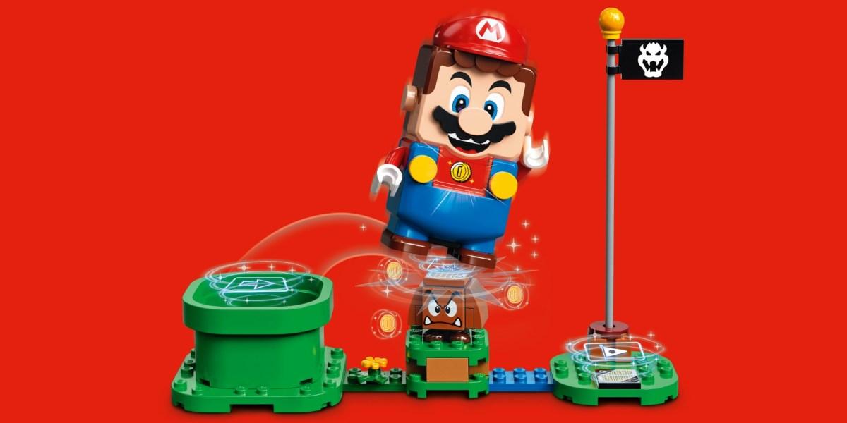 LEGO Mario set