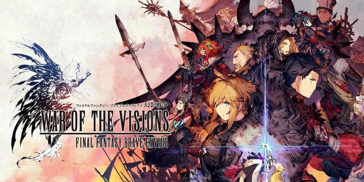 New Final Fantasy tactics game War of the Visions