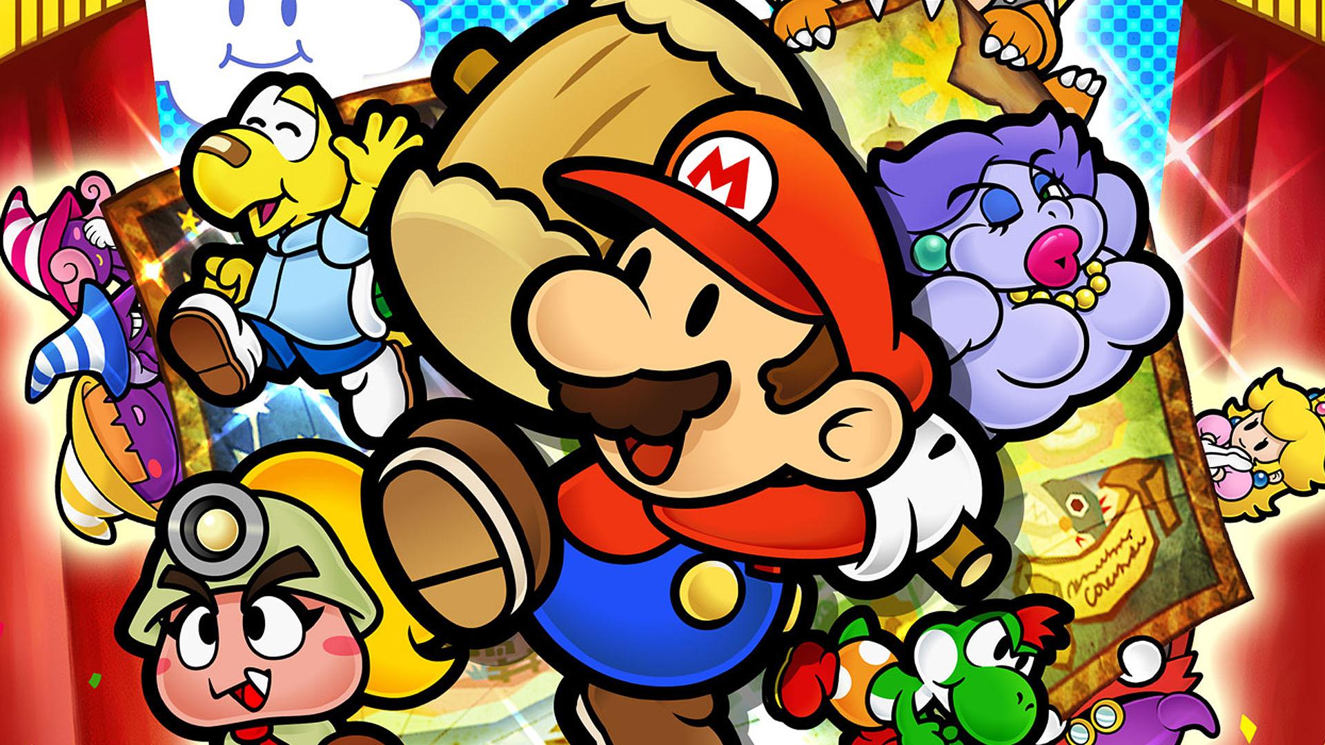 New Mario games coming in 2020 - Paper Mario