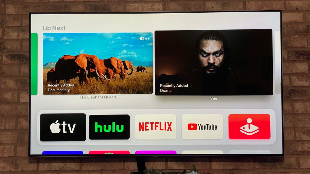 apple tv streaming services