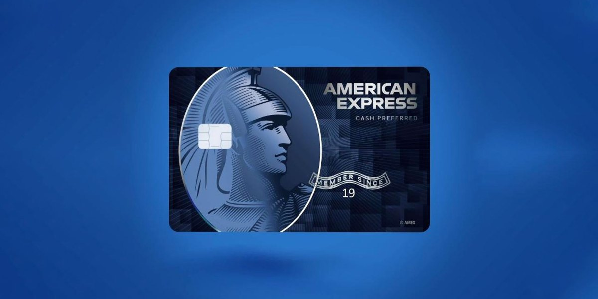 american express blue cash preferred cash back credit card