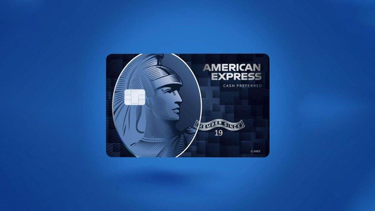 american express blue cash preferred cash back credit card