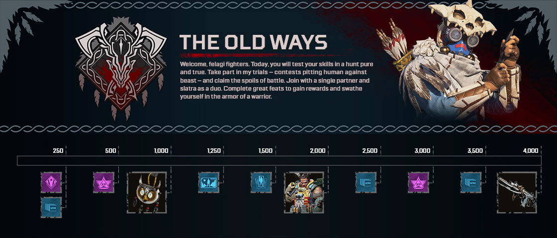Apex Legends The Old Ways