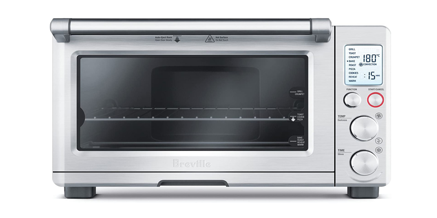 Breville S Smart Toaster Oven Drops To 216 Today Reg