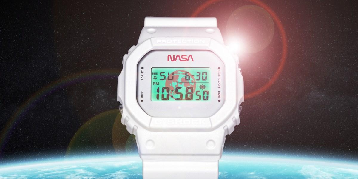 NASA G-SHOCK