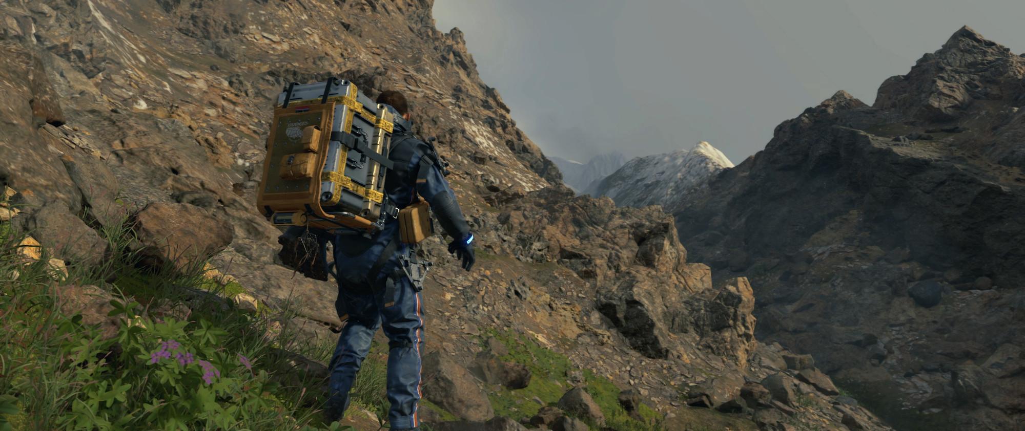 Death-Stranding digital PS4 game deals