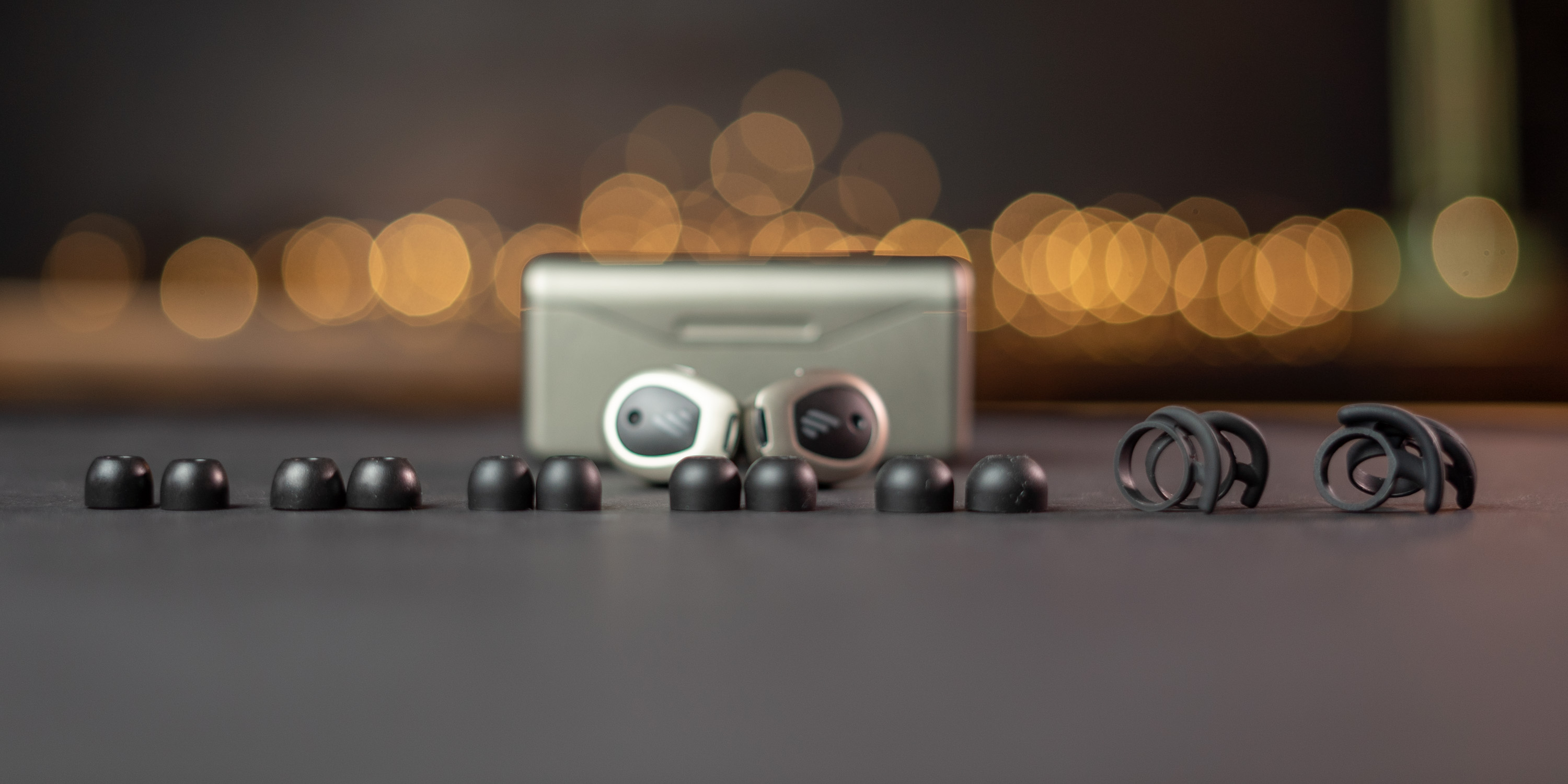Accessories with Edifier TWS NB earbuds