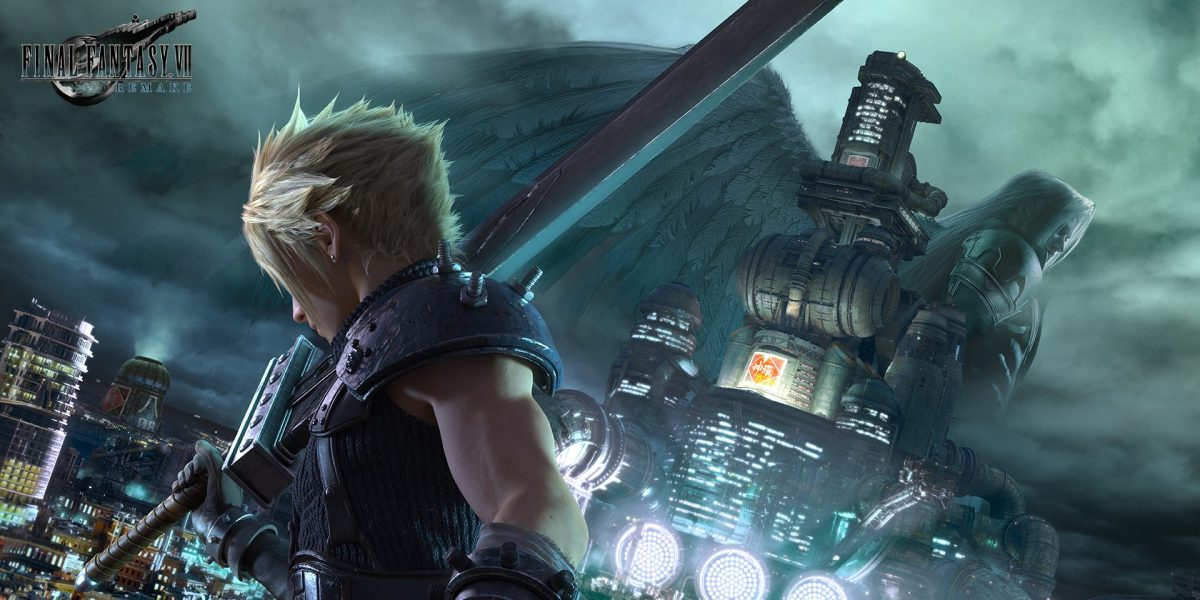 Final Fantasy VII freebies