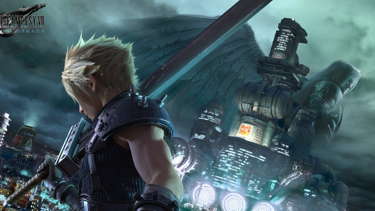 Final Fantasy VII freebies