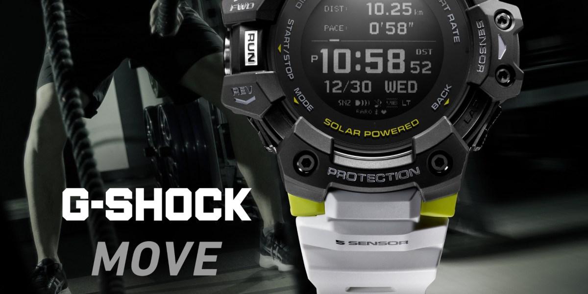 G-SHOCK Move