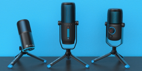 JLab microphones