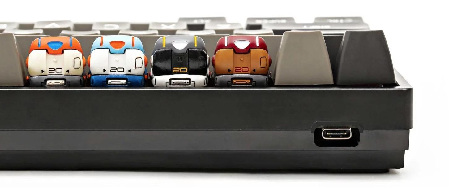 new arcade keycaps