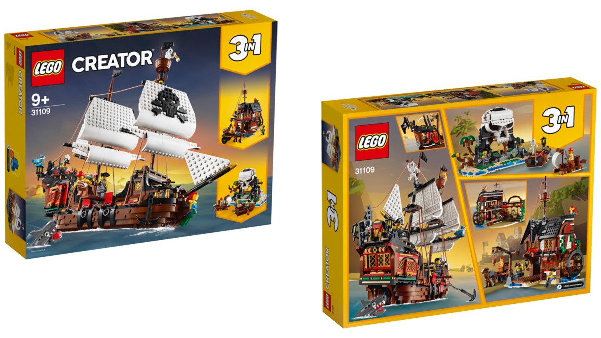 LEGO Creator Summer 2020