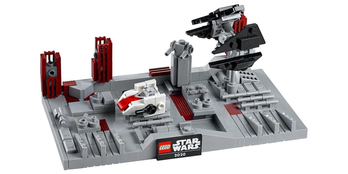 LEGO Death Star Battle