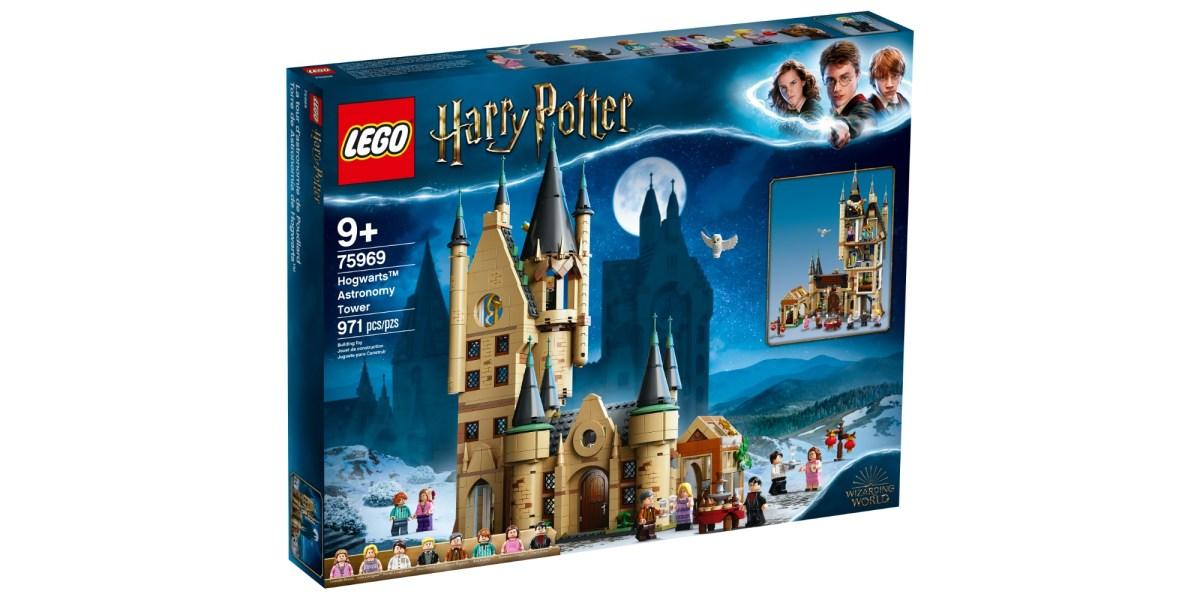 LEGO Harry Potter Summer
