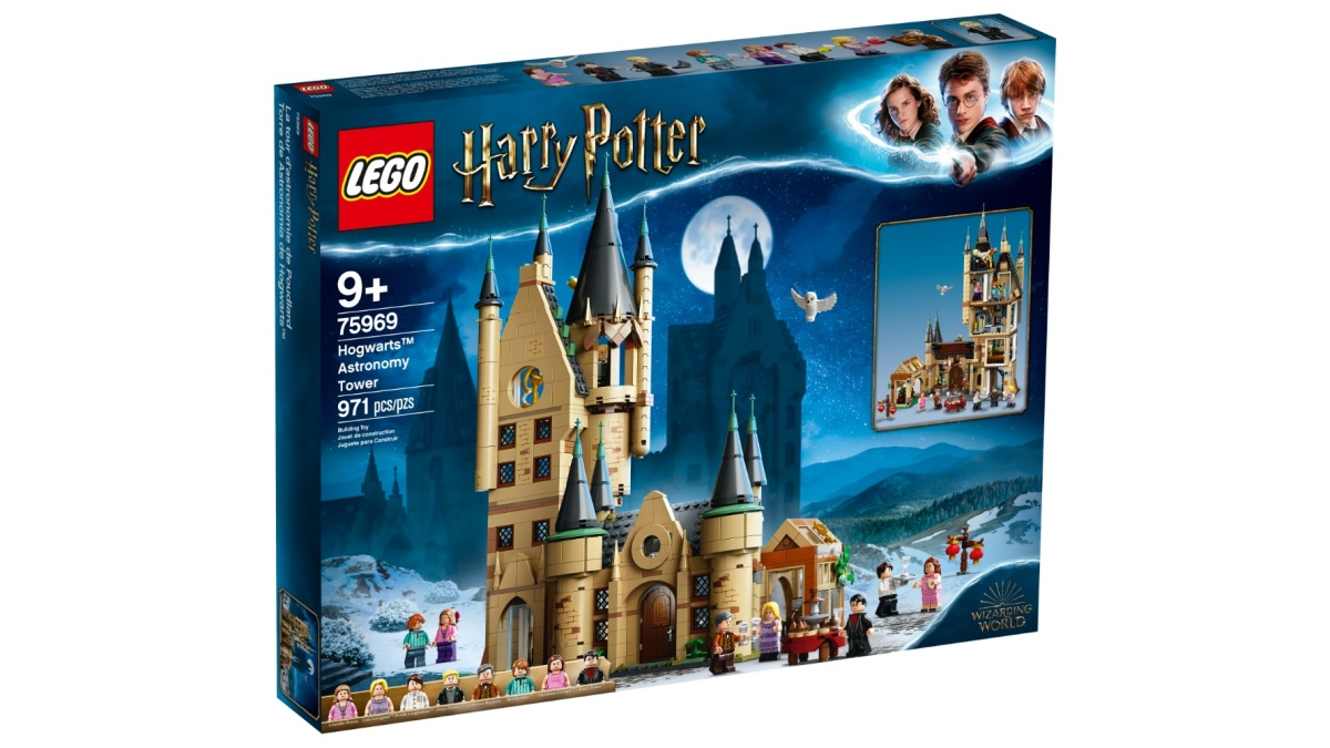 LEGO Harry Potter Summer