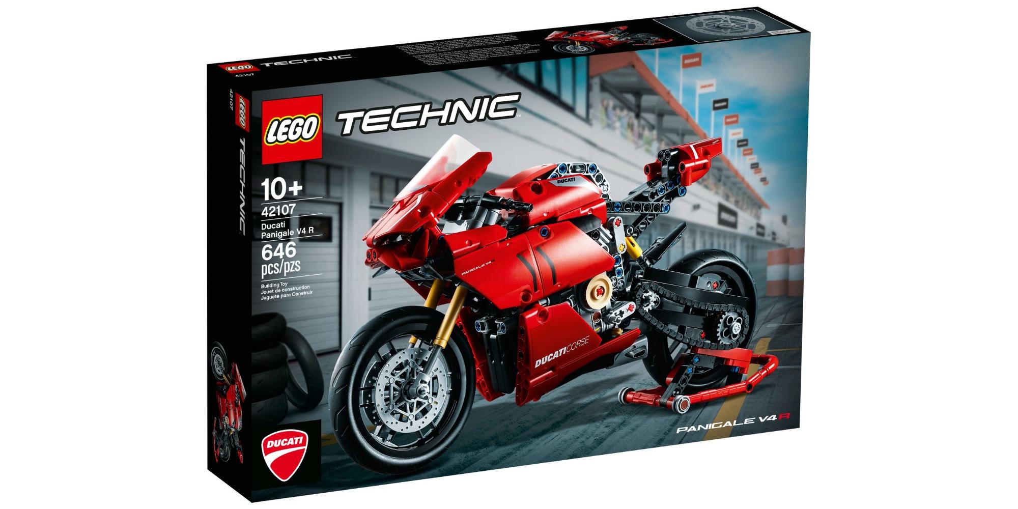 LEGO Technic Ducati