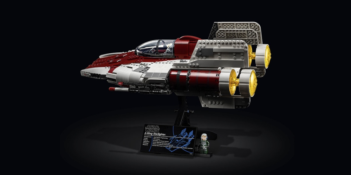 LEGO UCS A-Wing