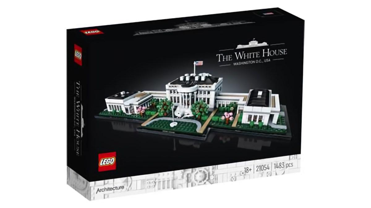 LEGO White House