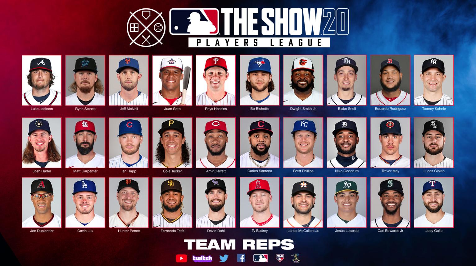 MLB The Show 20 baseball season announced