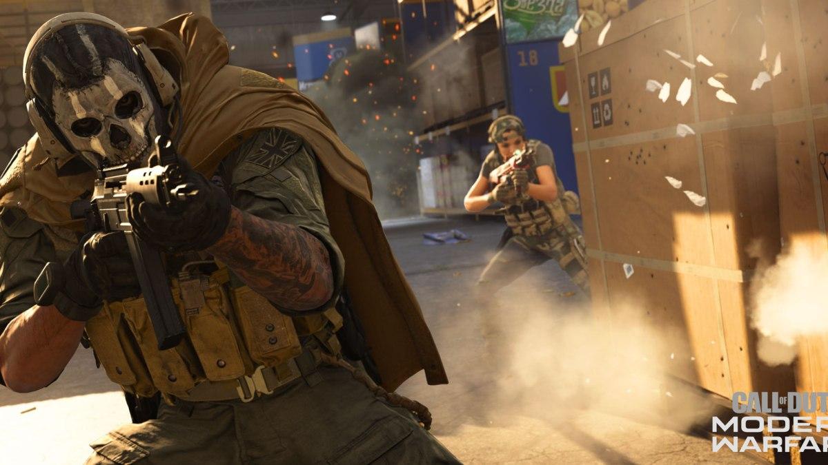 Play Modern Warfare for FREE all weekend