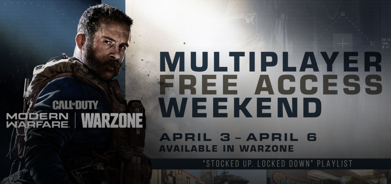 Call of Duty Modern Warfare for FREE