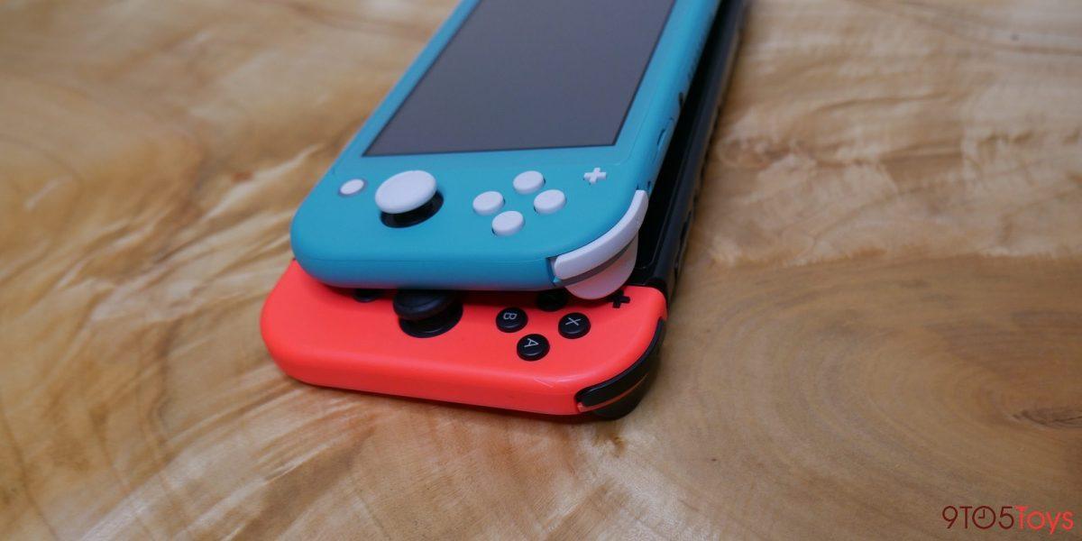 dual-display Nintendo Switch