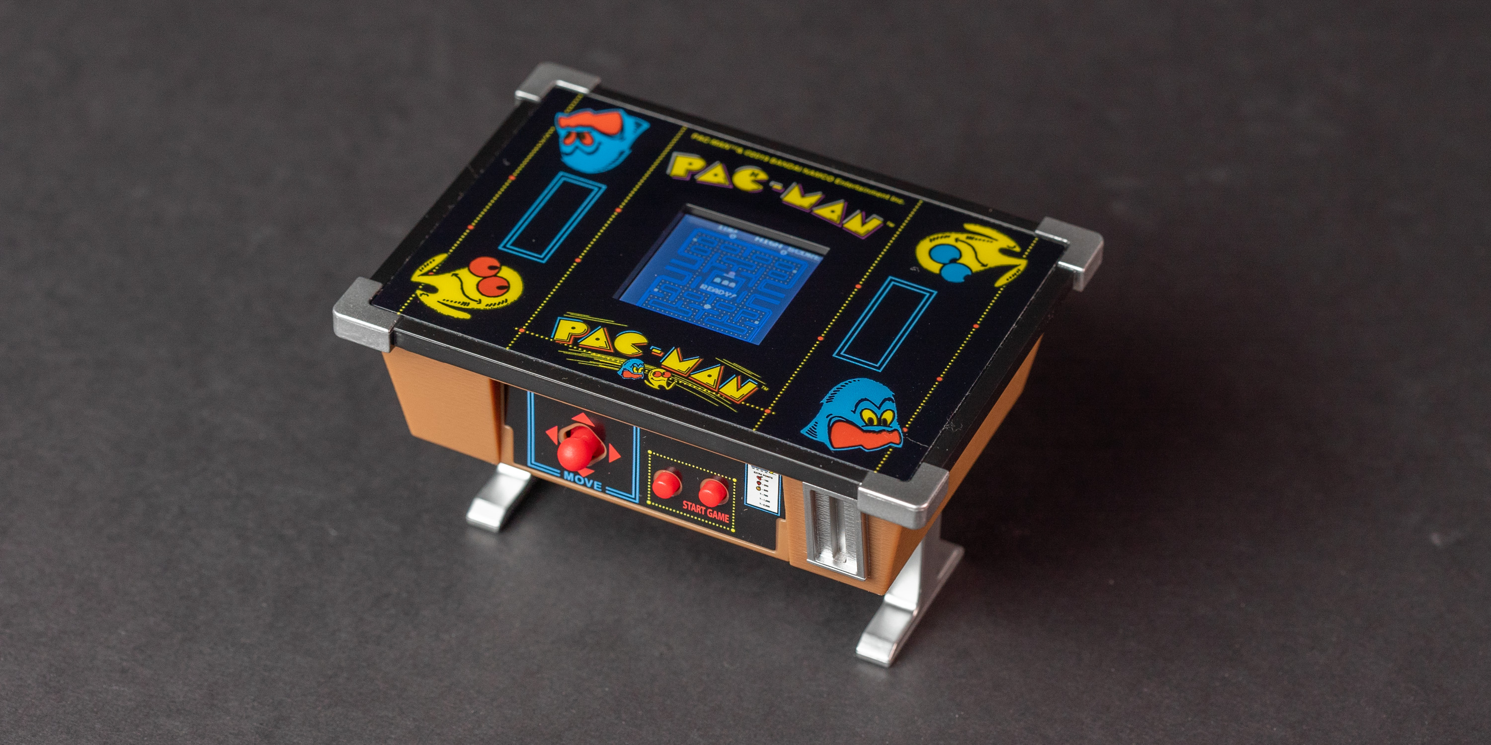 Tabletop Edition PAC-MAN Tiny Arcade