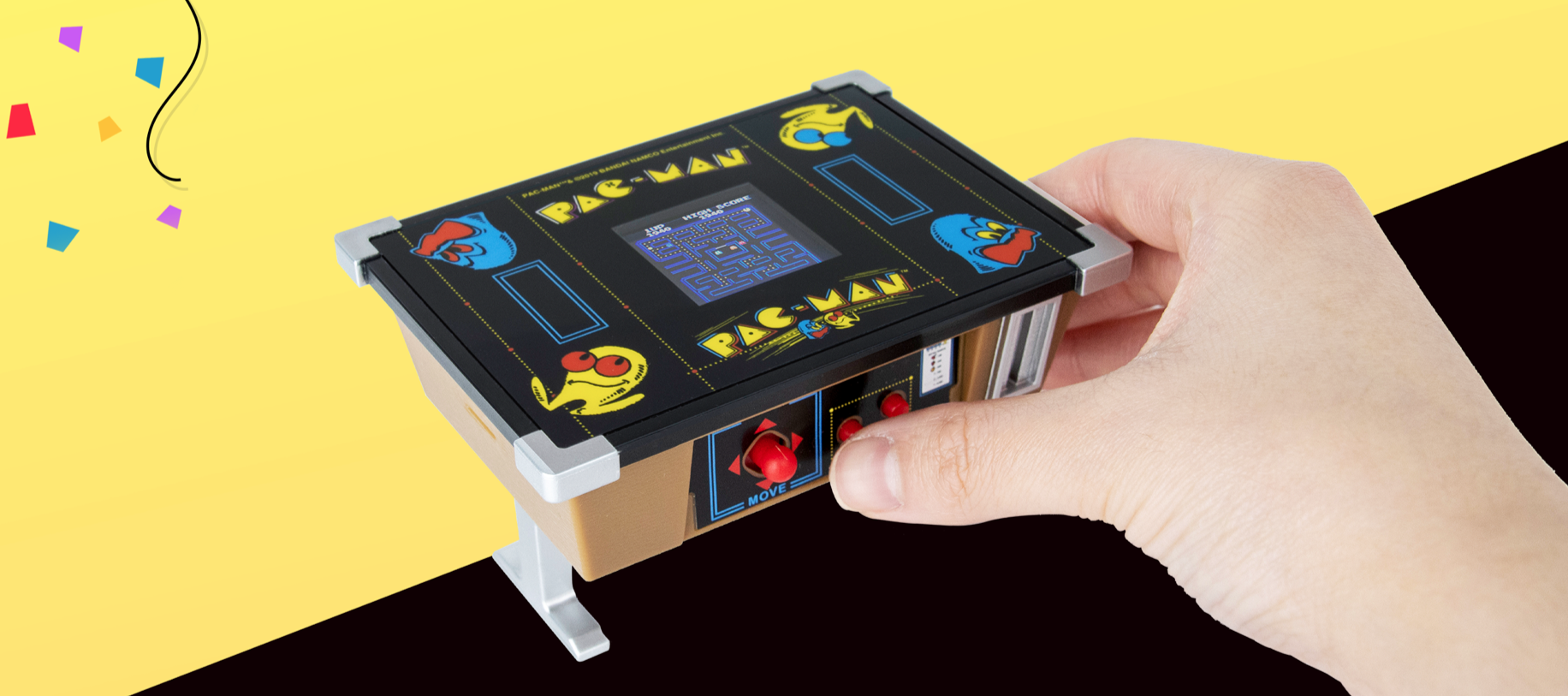 Pac-Man arcade tabletop