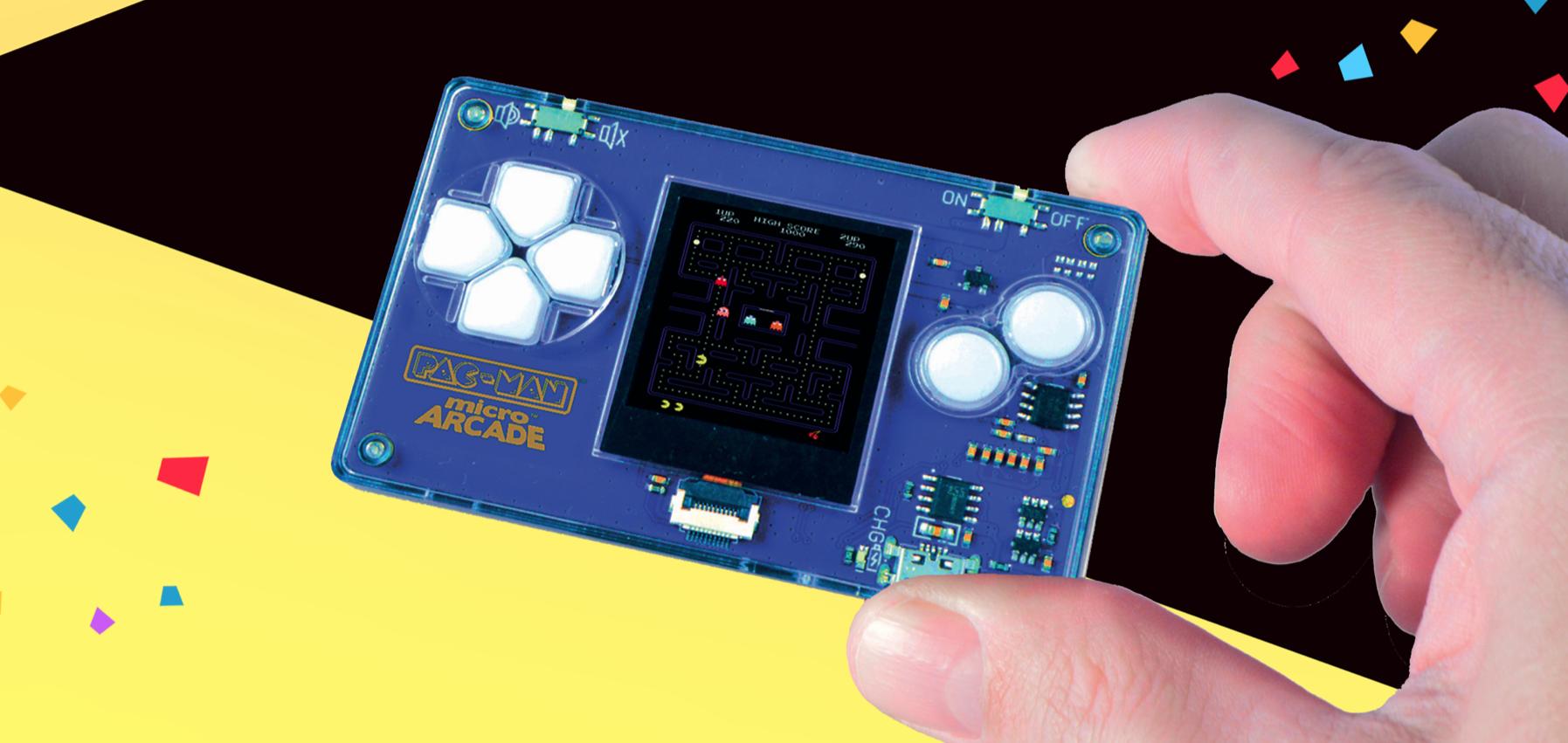 Micro Pac-Man Arcade