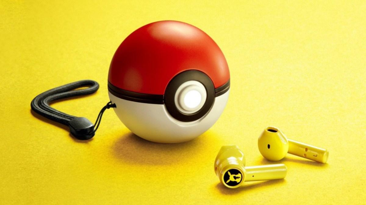 Razer Pokémon Earbuds