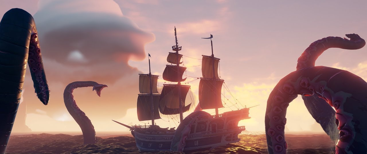 Sea of Thieves on Steam soon!
