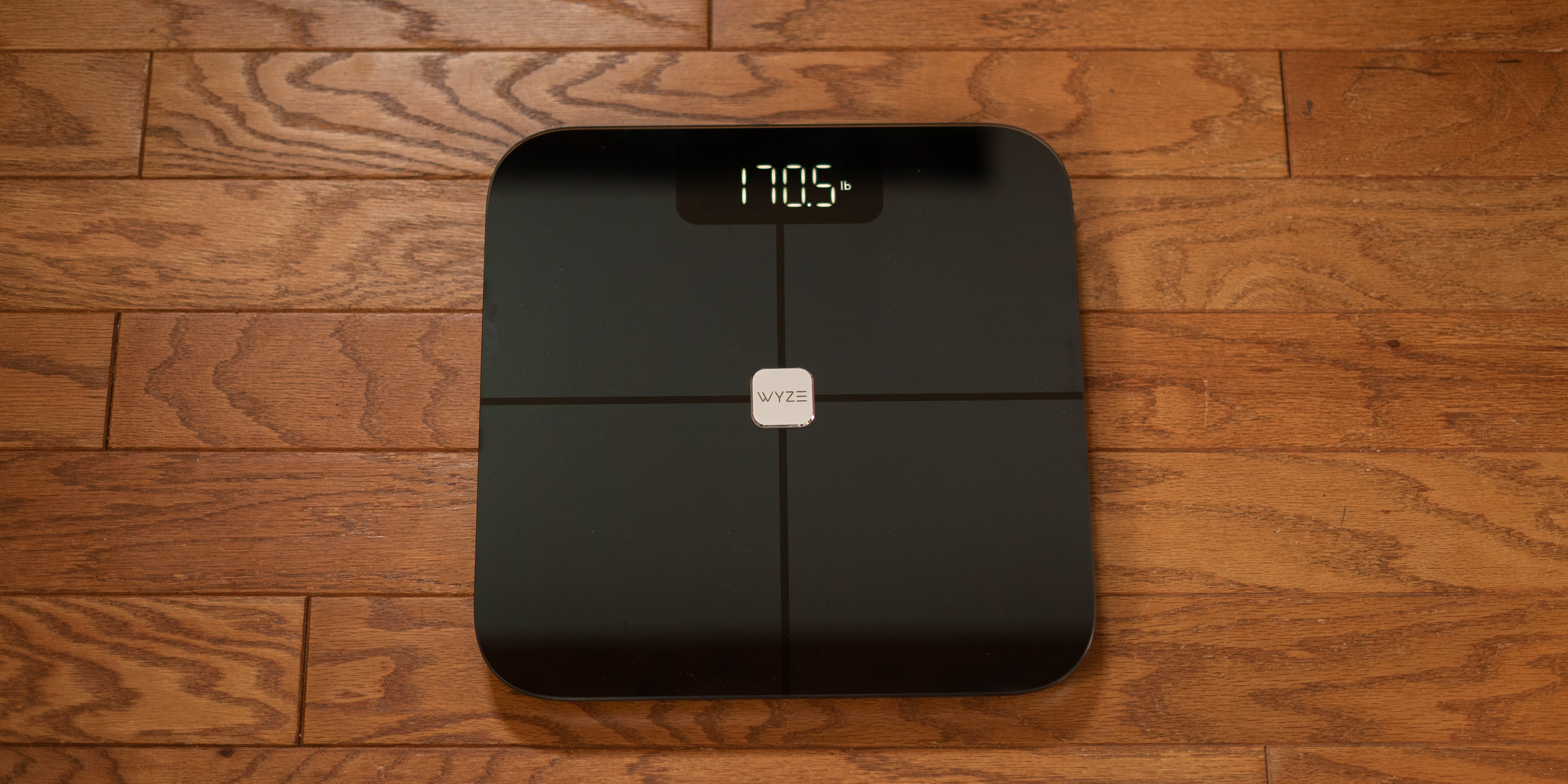 Using the Wyze Scale