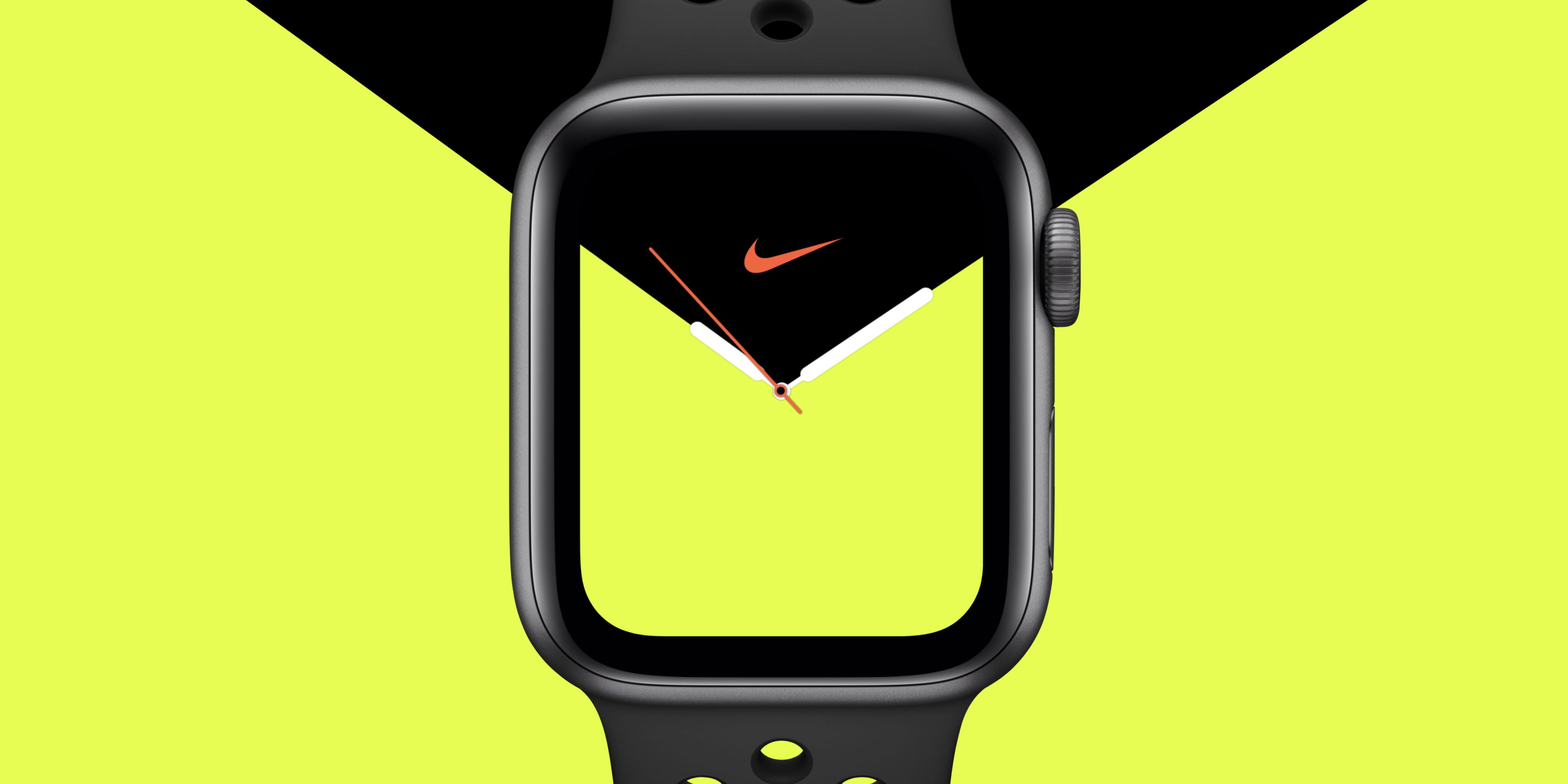 Fresh Apple Watch Series 5 Deals Bring Nike Models Down To New Lows From 285 9to5toys