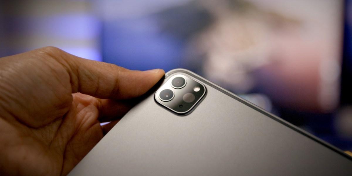 Apple's 2020 12.9-inch iPad Pro 256GB returns to Amazon ...