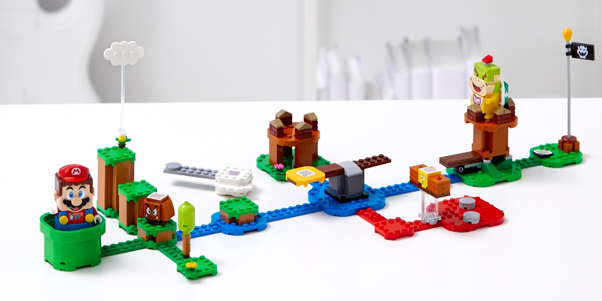 LEGO Super Mario pre-order