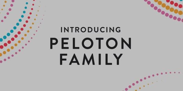 Peloton Family