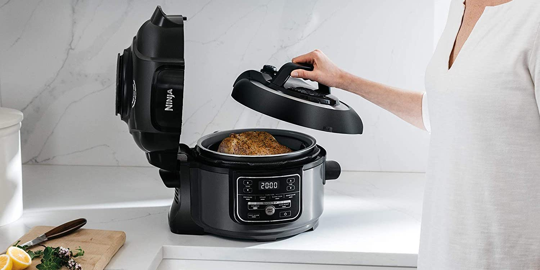 Ninja S Foodi Multi Cooker With Air Fryer Now 129 At Amazon Reg
