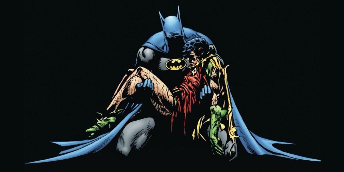 DC Memorial Day comics