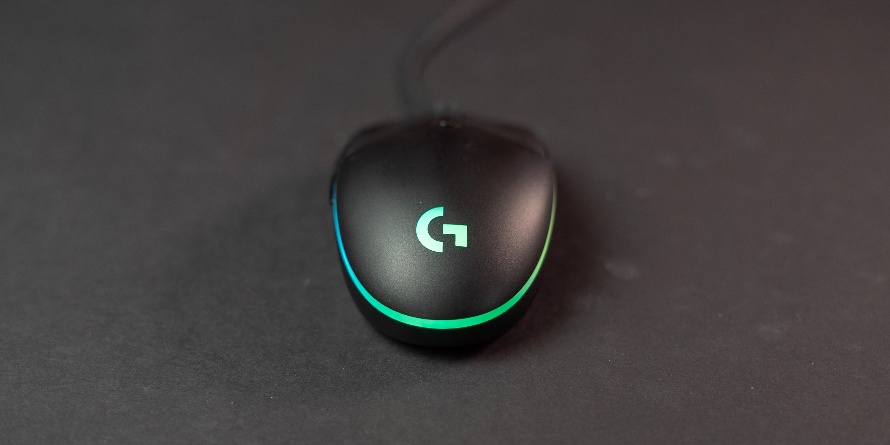 RGB Lighting on the Logitech G203 Lightsync
