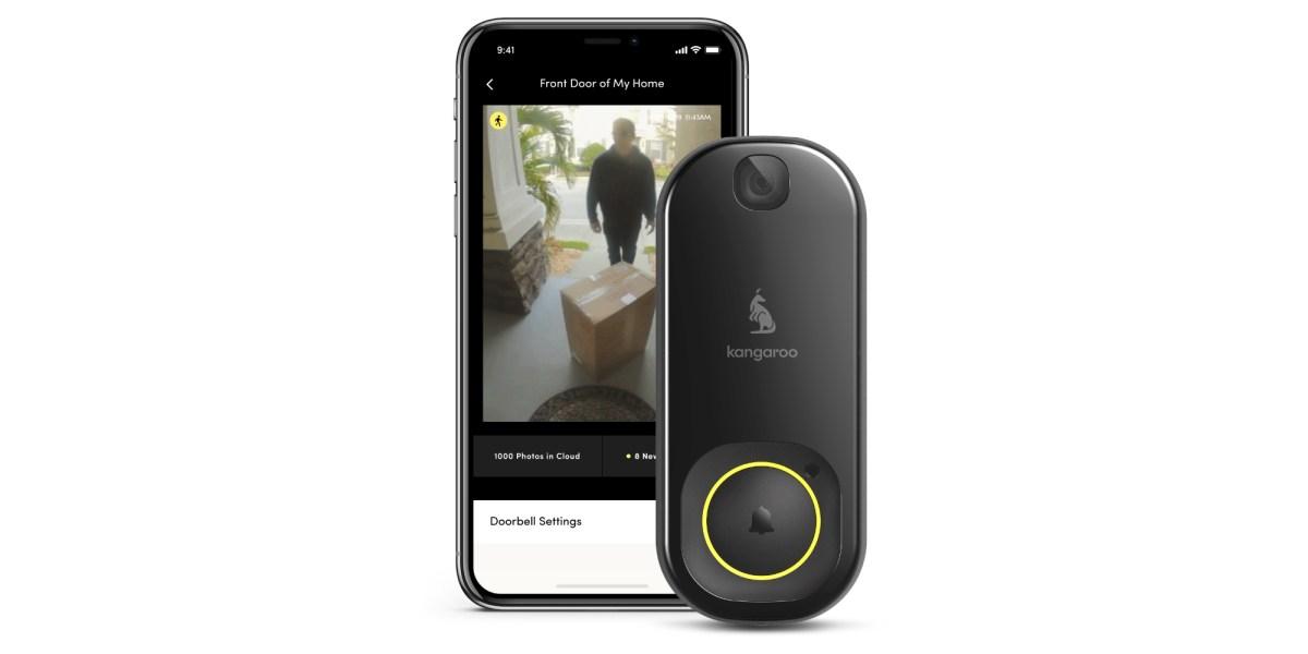 Kangaroo Smart Doorbell