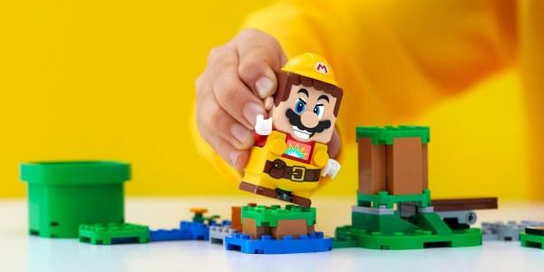 LEGO Mario Power-Up Packs