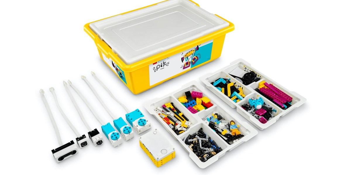 LEGO coding kits